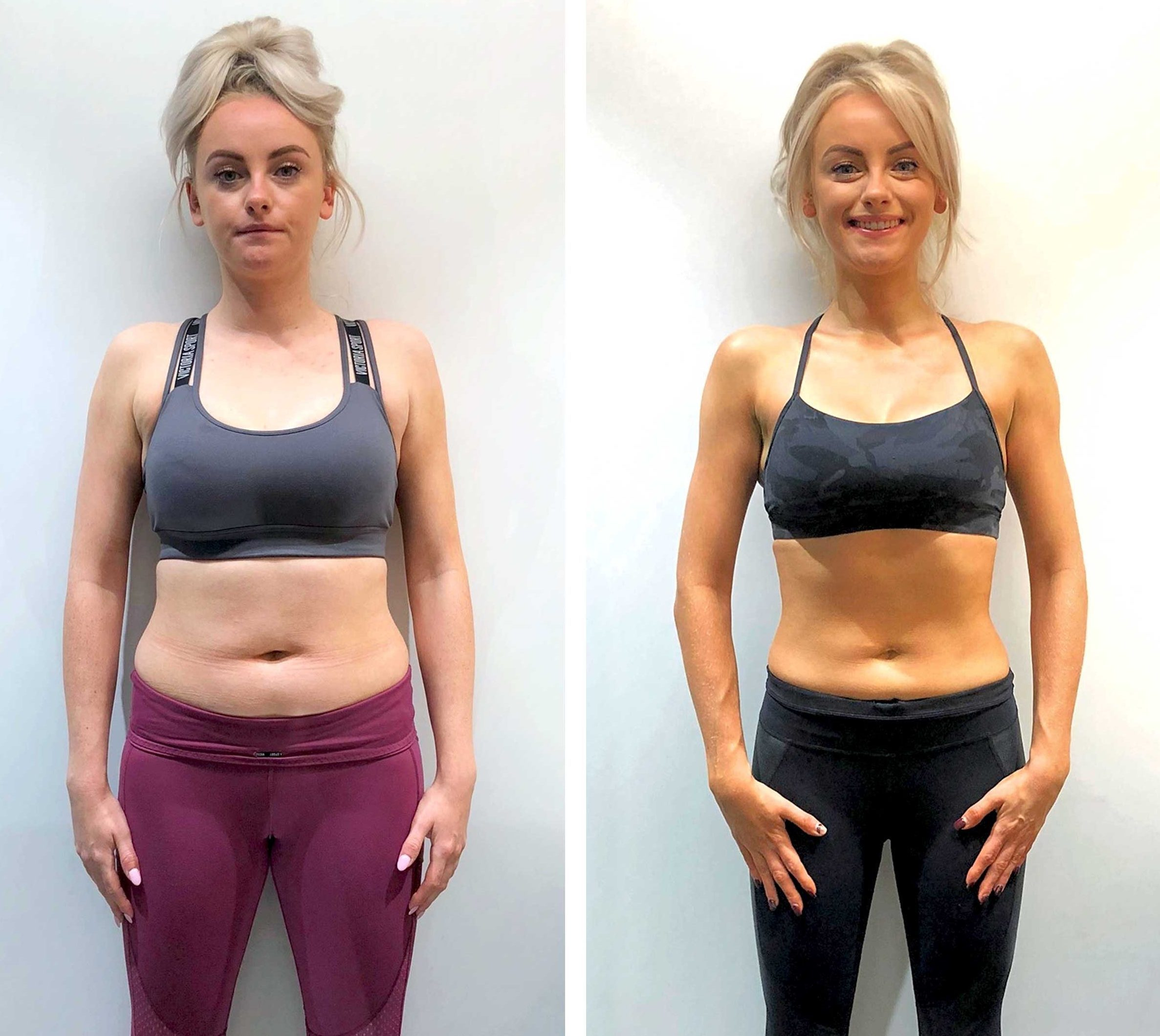c diff weight loss